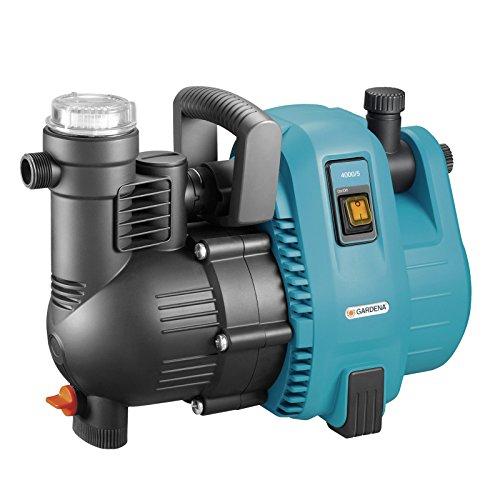 Gardena 1732-20, Bomba de Agua Comfort para Superficie, 4000/5