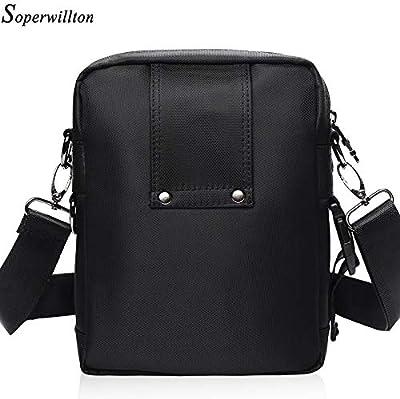 2018 Brand Men Bag Handbag Shoulder & Crossbody Bags Belt Oxford Waterproof Zipper Casual for #