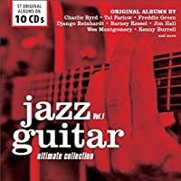 Jazz Guitar-Ultimate Collection 1 by Charlie Byrd (2014-01-01)