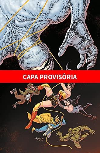 Liga da Justiça Dark Volume 4