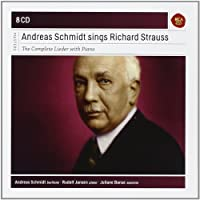 Andreas Schmidt Sings Richard Strauss by ANDREAS SCHMIDT (2014-03-04)