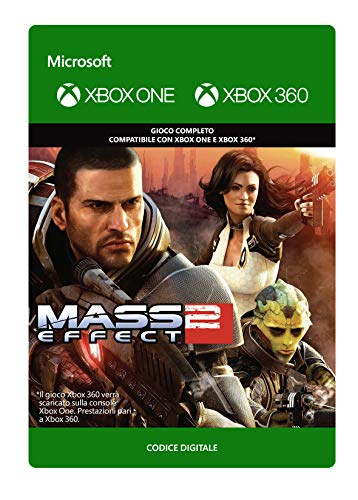 Mass Effect 2 Standard   Xbox 360 - Plays on Xbox One Codice download