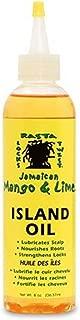 Jamaican Mango & Lime Island Oil, 8 oz (Pack of 2)