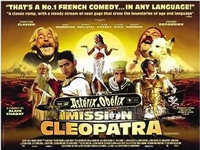 Asterix & Obelix: Mission Cleopatra Movie Poster (27 x 40 Inches - 69cm x 102cm) (2002) -(Gérard Depardieu)(Christian Clavier)(Jamel Debbouze)(Monica Bellucci)(Alain Chabat)(Claude Rich)