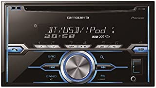 カロッツェリア(パイオニア) カーオーディオ 2Dメインユニット CD/USB/Bluetooth FH-4100