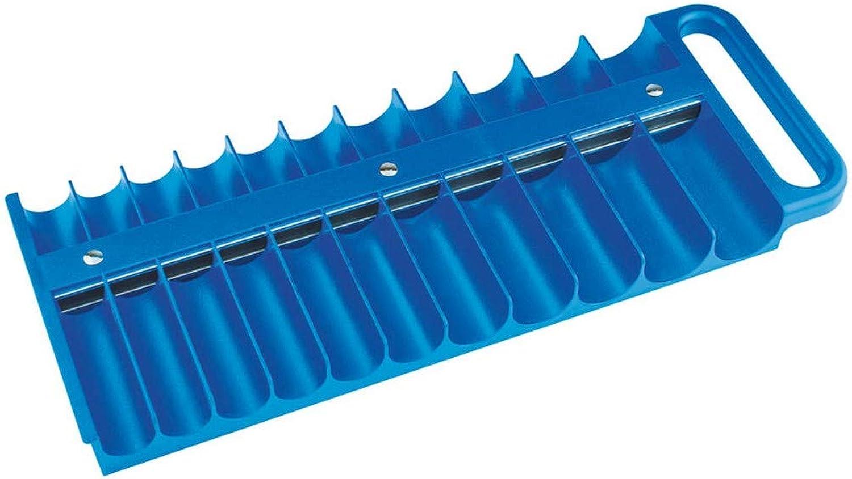 DRAPER ST22 Stecknuss Tablett für 22 Stecknüsse, magnetisch, Blau, 1 2 Zoll B072NBY2Y9 | Bestellung willkommen