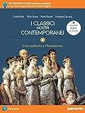 i classici nostri contemporanei. nuovo esame di stato. per le scuole superiori. con e-book. con espansione online: 4 (italiano)