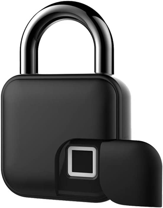 WSZJJ Free Ranking TOP14 shipping on posting reviews Bluetooth Smart Biometric Padlock Keyless Fingerprint Door