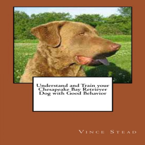 Understand and Train your Chesapeake Bay Retriever Dog with Good Behavior cover art