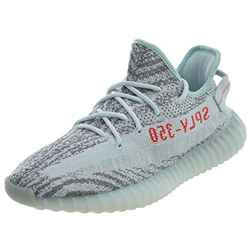 adidas Yeezy Boost 350 V2 Blue Tint - B37571 - Size 5.5-UK