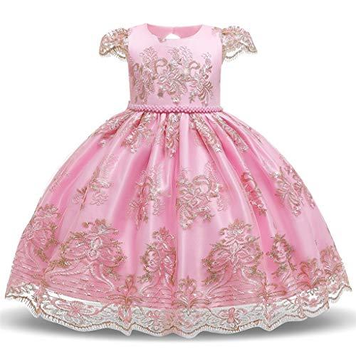 Wedding Party Birthday Dress Encaje Lazo Grande Vestido de Novia Chica Fotografia...