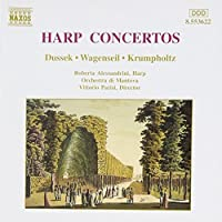 Harp Concertos by VARIOUS ARTISTS (1997-02-04)