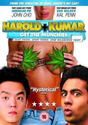 Harold & Kumar Get The Munchies [UK Import]