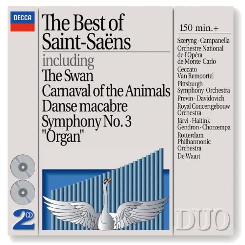 Various artists & Camille Saint-Saëns