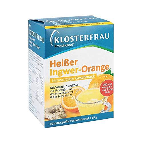 Klosterfrau Broncholind Ingwer-orange Granulat 150 g