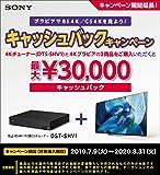 ソニー 65V型 4K対応 液晶 テレビ ブラビア KJ-65X9000F (2018年モデル)