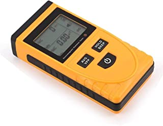 AU Digistal LCD EMF Gauss Meter Electromagnetic Radiation Detector Tester GM3120