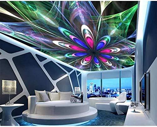 Tapetenbild Abstrakt Bunt Spiral Radiant Decke Zenith Wandbild Dachträger KTV Hintergrund 3D Tapete-