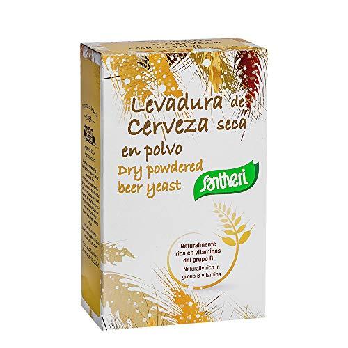SANTIVERI Levadura Cerveza Polvo Estuche 250 Gramos