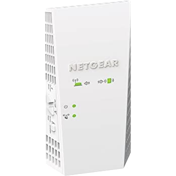 NETGEARメッシュ中継機エクステンダ- 11ac AC2200 速度 1733+400Mbps 他社ともつながる中継器 EX7300