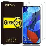 QULLOO Verre Trempé pour Huawei Nova 5T / Honor 20 Pro/Honor 20, Couverture Complète Protecteur...