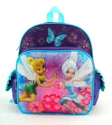 Small Backpack - Disney - Tinker Bell - Pixie Dust Purple