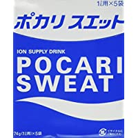 大塚製薬 ポカリスエット パウダー (74g)1L用×5袋