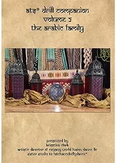 ATS (American Tribal Style) Drill Companion Volume 2 - The Arabic Family