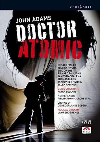 Adams, John - Doctor Atomic [2 DVDs]