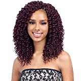 MULTI-PACK DEALS! FreeTress Synthetic Hair Crochet Braids Deep Twist 10' (6-PACK, 1B)