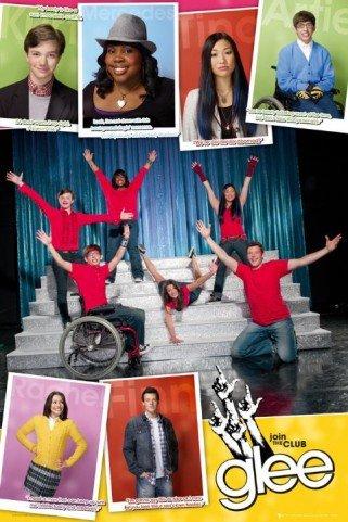 1art1 49715 - Póster de Glee (91 x 61 cm)