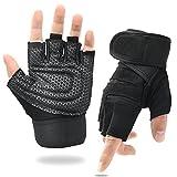 Fitness Handschuhe, Trainingshandschuhe für Männer und Frauen - Armbänder, Fitness, Cross-Training-Turnhandschuhe, Gewichtheben Handschuhe, für Gym Kraftsport Workout