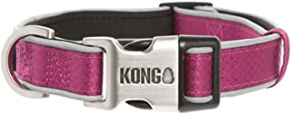 KONG Reflective Premium Neoprene Padded Dog Collar offered by Barker Brands Inc.