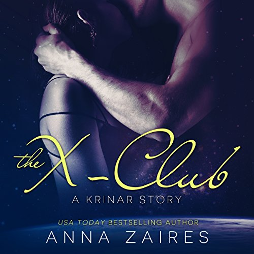 The X-Club audiobook cover art