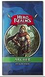 IELLO Hero Realms - Deck de Héros : Archer - Booster 15 Cartes VF