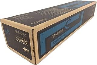 Kyocera 1T02K9CUS0 Model TK-8707C Cyan Toner Cartridge For use with Kyocera TASKalfa 6550ci, 6551ci, 7550ci and 7551ci Color Multifunction Laser Printers