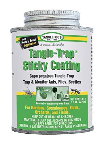 Tanglefoot Tangle-Trap Sticky Coating (Brushable), 8 oz.