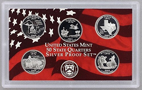 2004 Silver Mint Proof Uncirculated