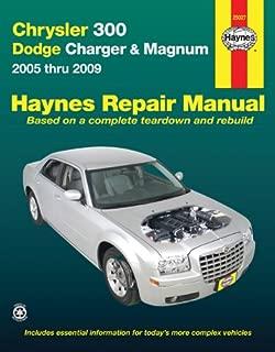 Chrysler 300, Dodge Charger & Magnum, 2005 thru 2009 (Haynes Repair Manual)