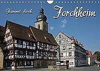 Bummel durch Forchheim (Wandkalender 2022 DIN A4 quer): Fraenkisch modern mit altem Kern (Monatskalender, 14 Seiten )