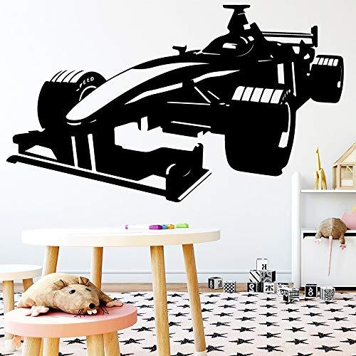 Tianpengyuanshuai muursticker voor auto, grappige persoonlijkheid, creatieve woonkamer, kinderkamer