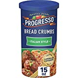 Progresso Bread Crumbs Italian Style, 15 oz