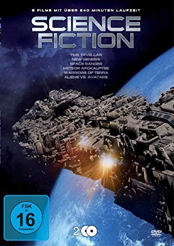 Science Fiction Box (6 Filme auf 2 Dvds)