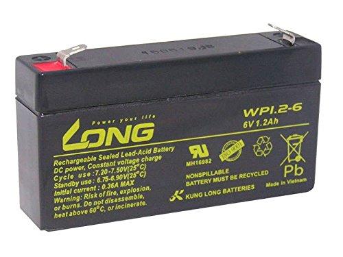 Akku kompatibel Alarm Zentrale Funk Sirene Solar Friedland HW10F SL3F SL5F HW7F