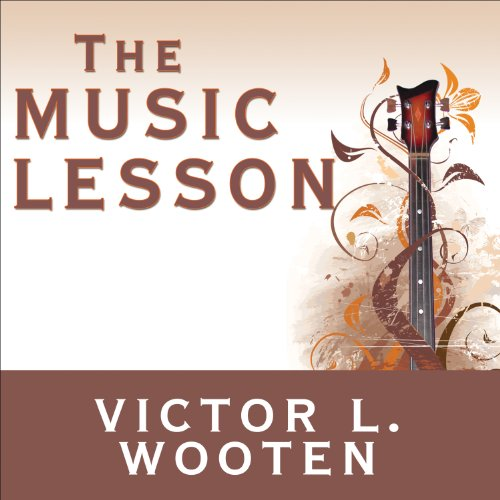The Music Lesson audiobook cover art