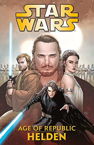 Star Wars Comics: Age of Republic - Helden