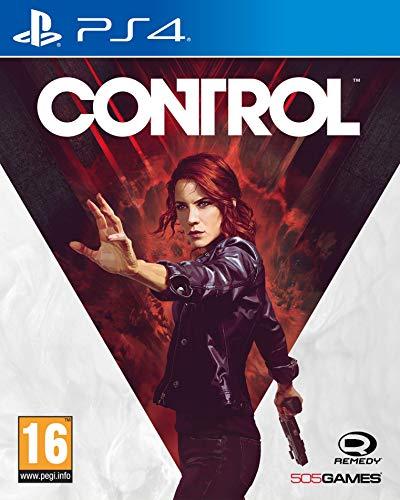 Control - PlayStation 4 [Edizione: Regno Unito]