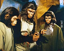 Planet of the Apes Featuring Roddy McDowall, Kim Hunter 8x10 Promotional Photograph