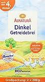 Alnatura Bio Dinkel-Getreidebrei
