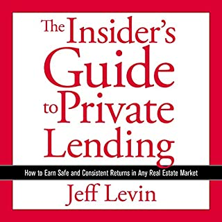 The Insider's Guide to Private Lending cover art